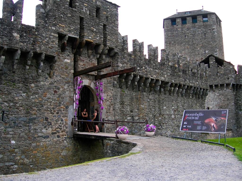 Montebello Festival - Bellinzona 01.07.2010