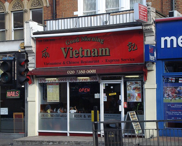 Chinese Food Wandsworth Road