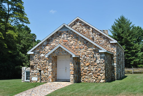church stone blueridgeparkway presbyterian brp bluemont nationalregister nrhp bobchildress 07000224