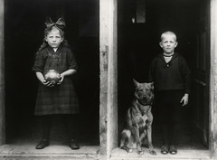 Peasant Children, Westerwald, by August Sander c.1926-31