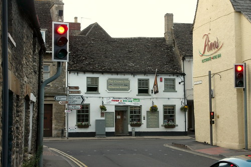 Lechlade, Crown Inn
