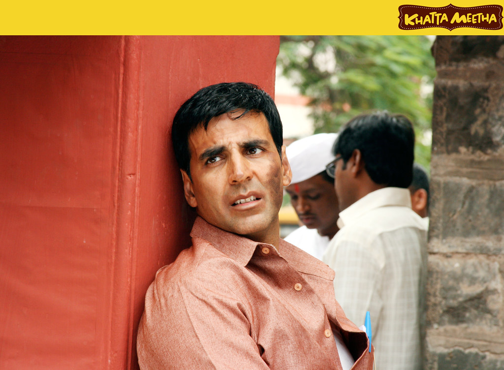 Check out how Akshay Kumar prepared for his character of