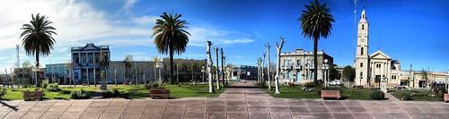 plaza uruguay panorámica fraybentos