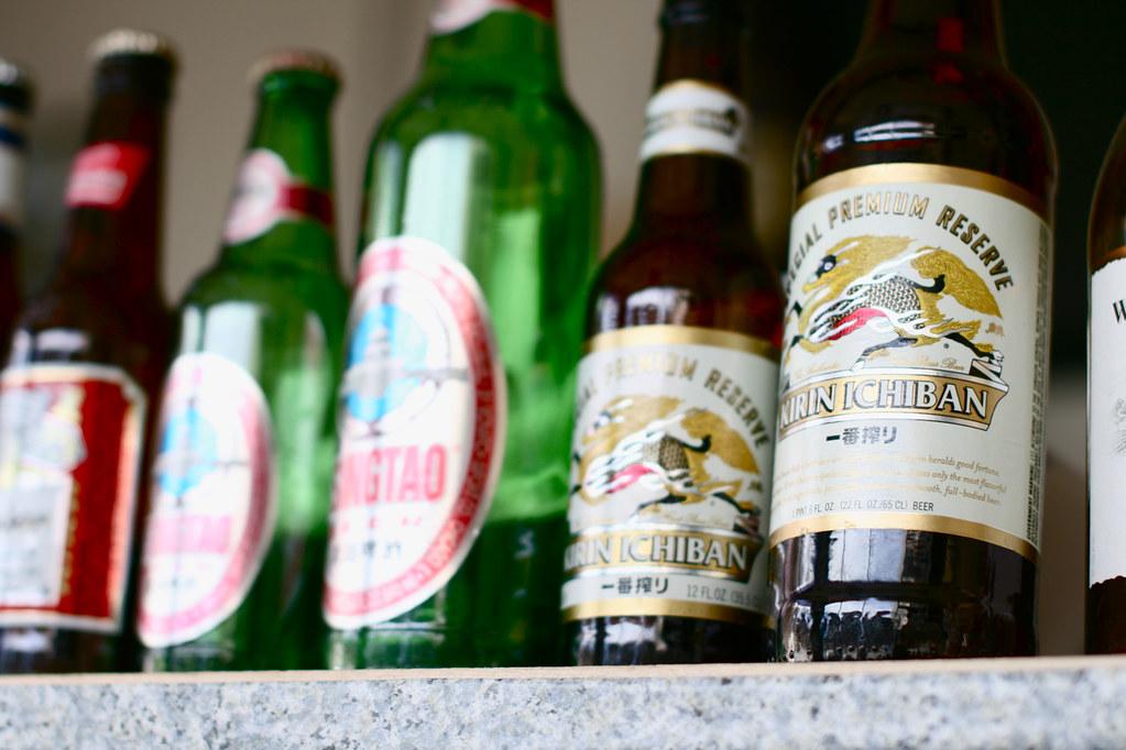 Oriental Beers
