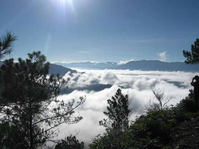 Morning in Sagada