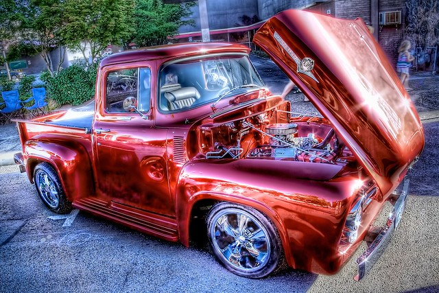 Candy Apple Ford | Flickr - Photo Sharing!