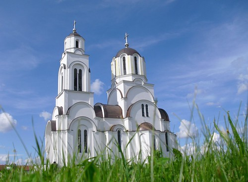 Bac,Vojvodina,Serbia...Serbian Orthodox Church ...