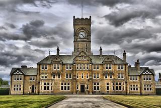 High Royds Asylum Admin Offices