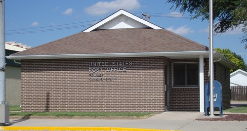 Post Office 67844 (Fowler, Kansas)