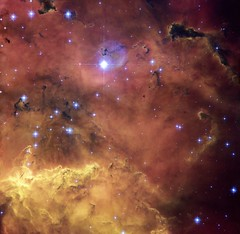 Hubble Snaps Sharp Image Of Cosmic Concoction