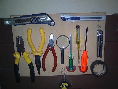 Hacer tu propio organizador de herramientas taringa - Organizador de herramientas ...