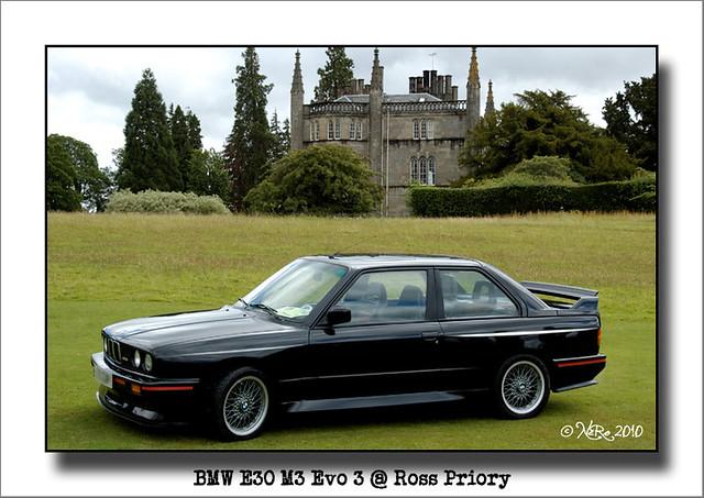1990 BMW M3 Sports Evolution III