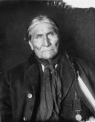 Geronimo between 1908-19