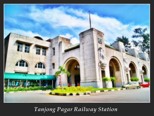 Photo credit: scyll24 tanjong pagar station in singapore, while little, is heralded as an architectural wonder