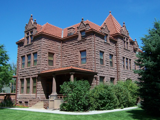 Billings Mt Moss Mansion The Moss Mansion Historic Hous Flickr Photo Sharing