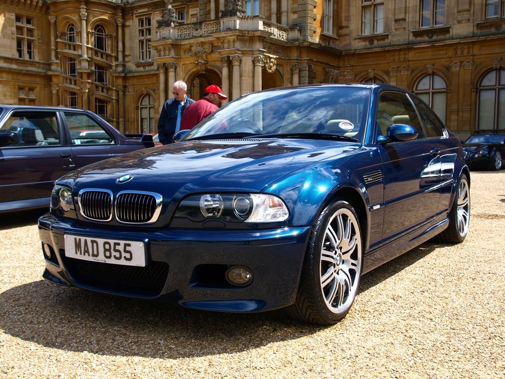 E46 m3 coupe agean blue individual