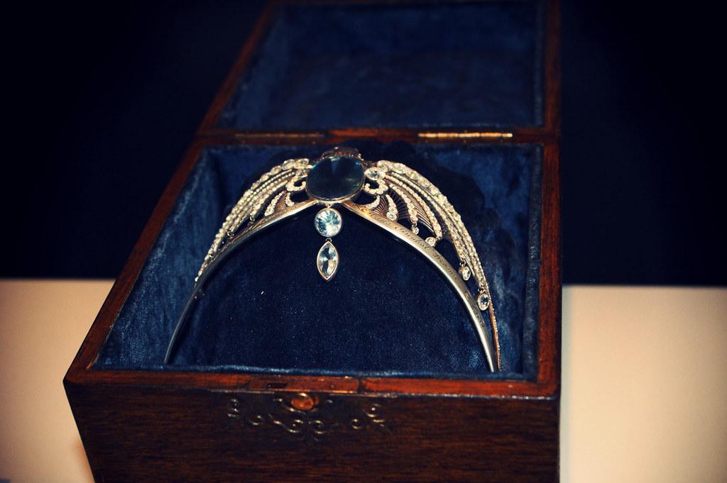 Rowena Ravenclaw's Diadem | Voldemort's Horcrux - a photo ...