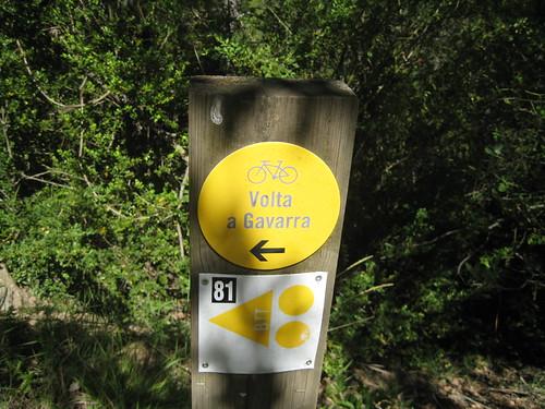 La ruta 81, Volta a Gavarra