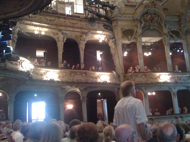 Berliner Ensemble Interior