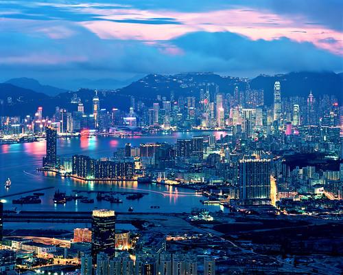 Hong Kong #60 -drumscan