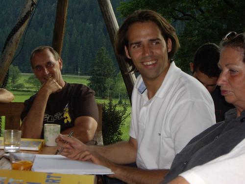 Vor Ort am Wort Glödnitz (14.07.2010)