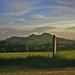 Standing Stone, Evening Light by billtam