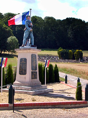 Memorial, St Julien de Mailloc