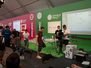 Campus Party día 4