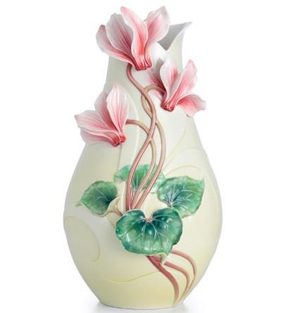 Porcelain Flower Vase
