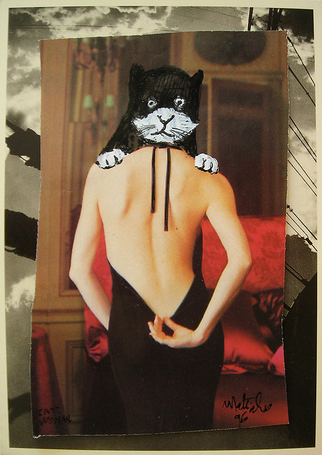 Franco Matticchio - Cat woman
