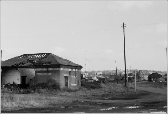 Penarth Docks Subway Building
