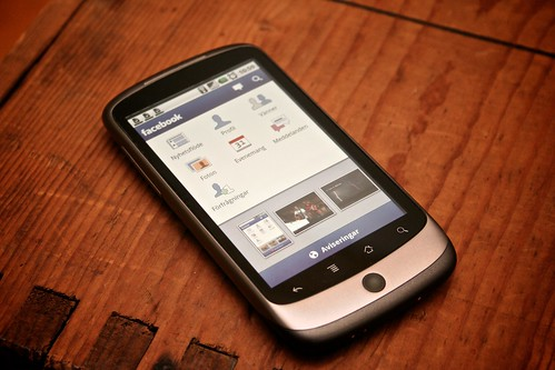 facebook sur mobile