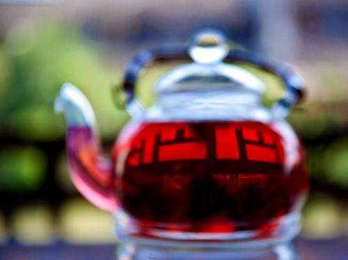 Wuzhen in a teapot