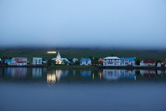 Seydisfjordur, Eastern Iceland