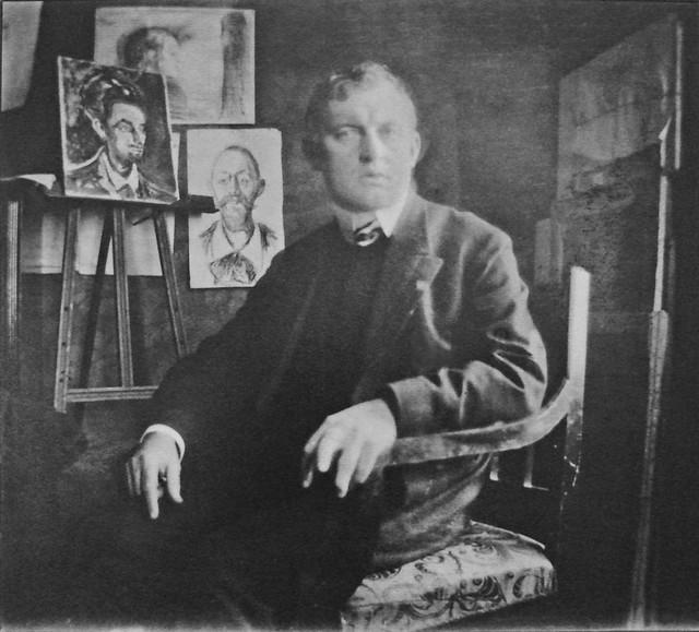 Edvard Munch's Drawings