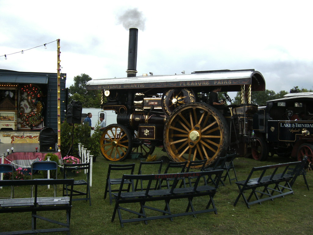 Pickering Steam Show 7th Aug 2010 003
