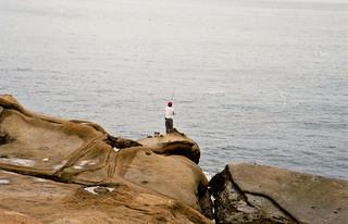 Fisherman, Taiwan - 2000