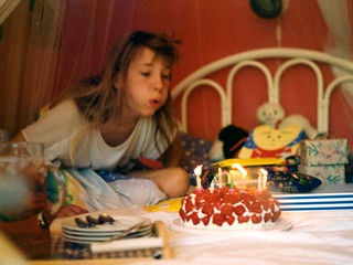 Heidi 11 år.