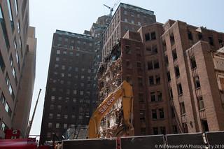 A.D. Williams Demolition 2: Half a Building