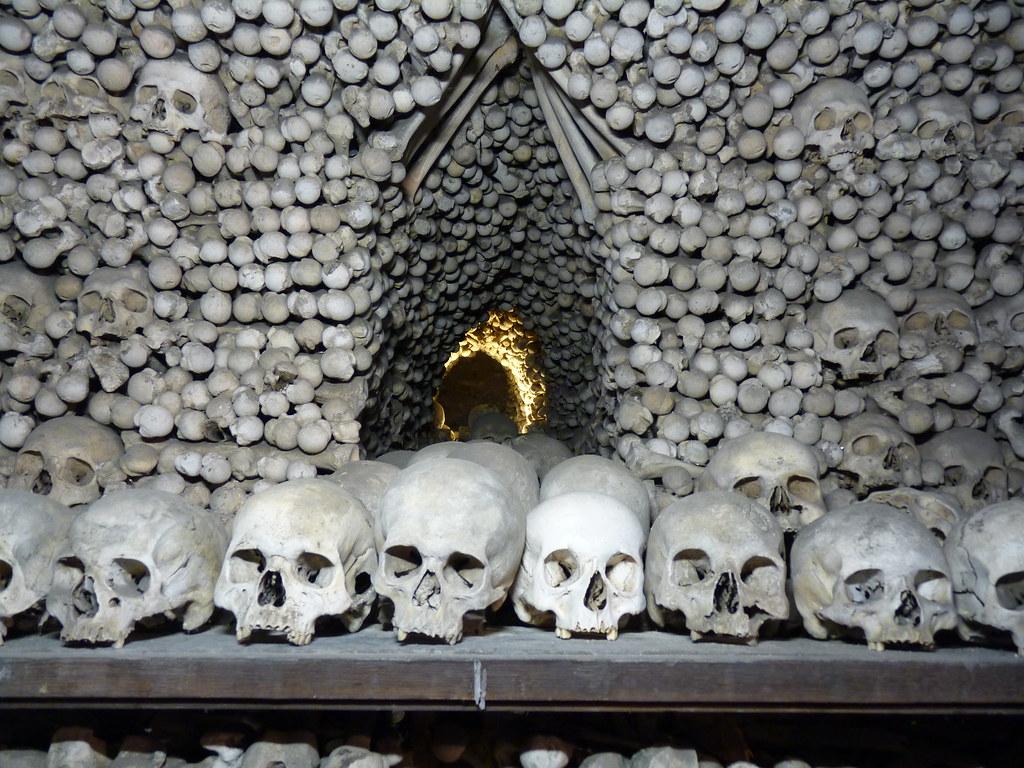wasterpiece ossario di sedlec luoghi più spaventosi al mondo