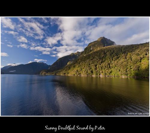 Sunny Doubtful Sound