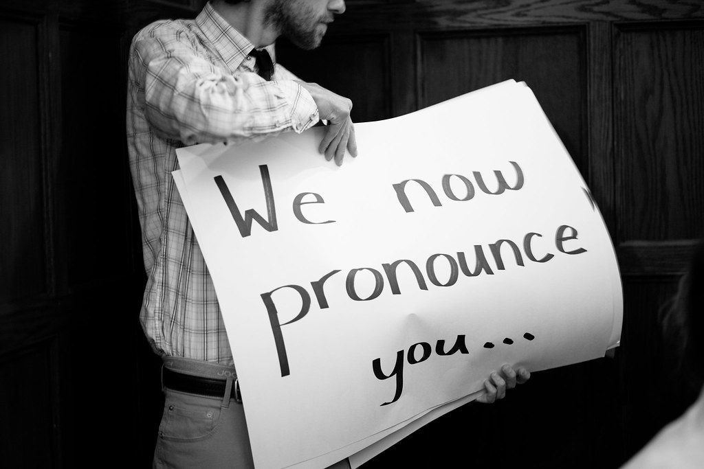 Pronouncing