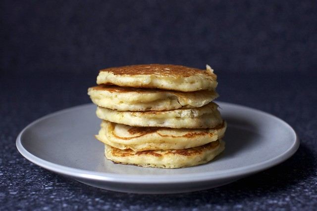 sweet corn pancakes | Flickr - Photo Sharing!