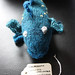 Stitched Sealife- Coelacanth Fish by Ginger Knits