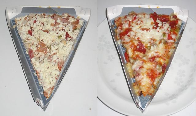 Supreme Pizza Box Californa Pizza Kitchen