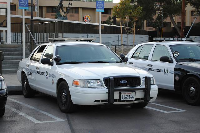Los angeles port police k 9 flickr photo sharing for La port police