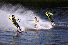 U.S. Water Ski Show Team - Scotia, NY - 10, Aug - 18 by sebastien.barre