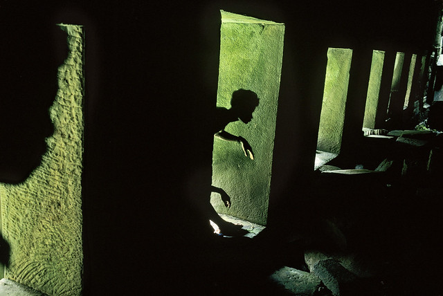 Preah Khan, Angkor, Cambodia, 1999 , by Steve McCurry