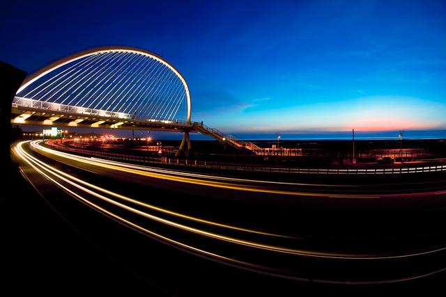 Harp Bridge 豎琴橋
