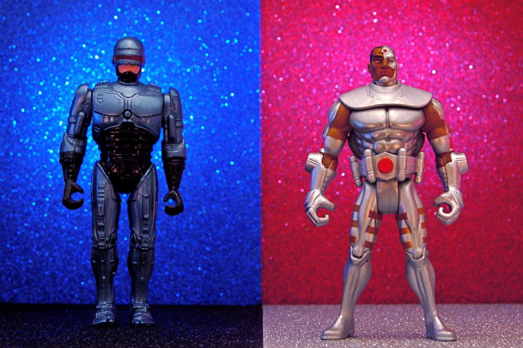 RoboCop vs. Cyborg (236/365)